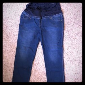Denim - Brand new without tags maternity jeans